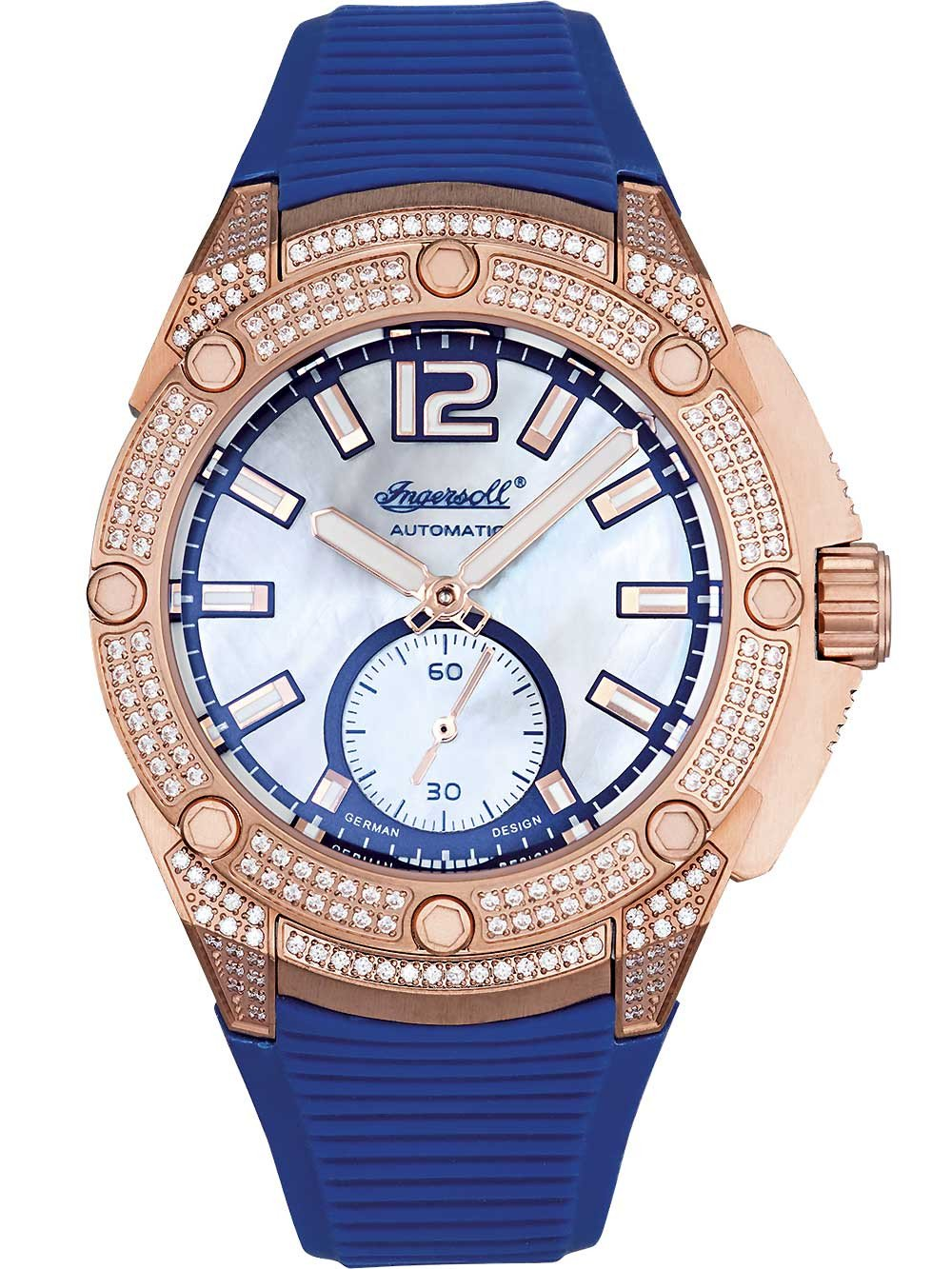 Ingersoll IN1104RG San-Francisco Donna automatico 38mm 5ATM