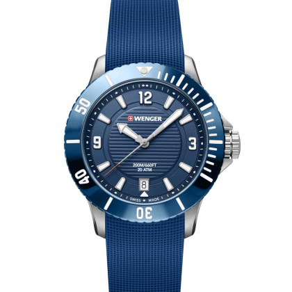 Wenger 01.0621.112 Seaforce Donna Orologio subacqueo 36mm 20 ATM