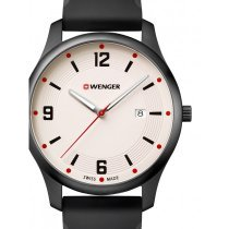 Wenger 01.1441.123 City Active Uomo 43mm 10ATM