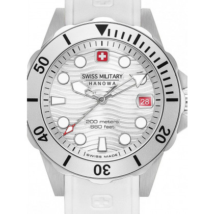 Swiss Military Hanowa 06-6338.04.001 Offshore Diver Lady 38mm 20ATM