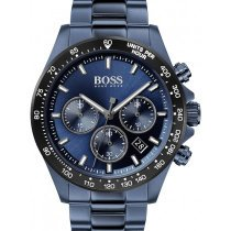 Hugo Boss 1513758 Hero Cronografo Uomo 43mm 5ATM
