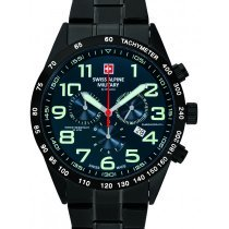 Swiss Alpine Military 7047.9175 Cronografo 43mm 10ATM