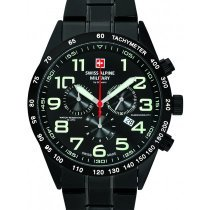 Swiss Alpine Military 7047.9177 Cronografo 43mm 10ATM