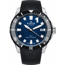 Edox 80119-3N-BUIN CO-1 automatico date 42mm 30ATM