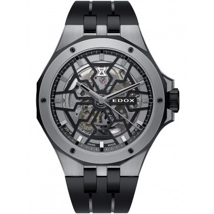 Edox 85303-357GN-NGN Delfin Mecano automatico 43mm 20ATM