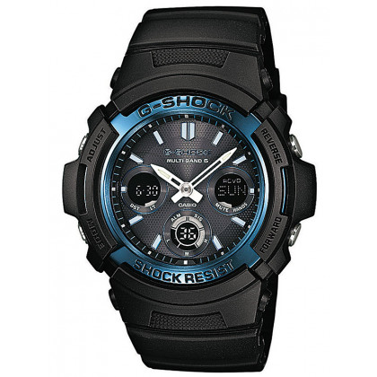 Casio AWG-M100A-1AER G-Shock Radio Solare 46mm 20atm