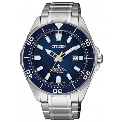 Citizen BN0201-88L Eco-Drive Super Titanio Promaster 44mm 20ATM