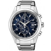 Citizen CA0650-82L Eco-Drive Super Titanio Cronografo 42mm 10ATM
