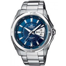 CASIO EF-129D-2AVEF EDIFICE Uomo 45mm 10ATM