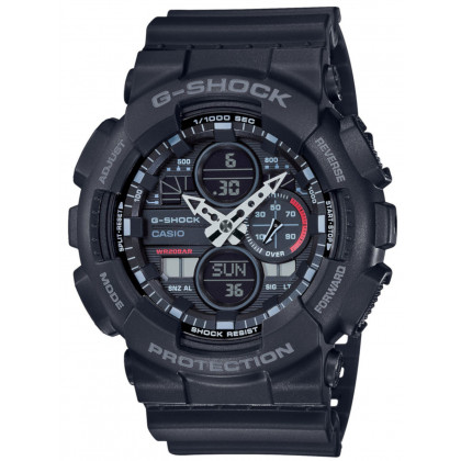 Casio GA-140-1A1ER G-Shock 51mm 20ATM