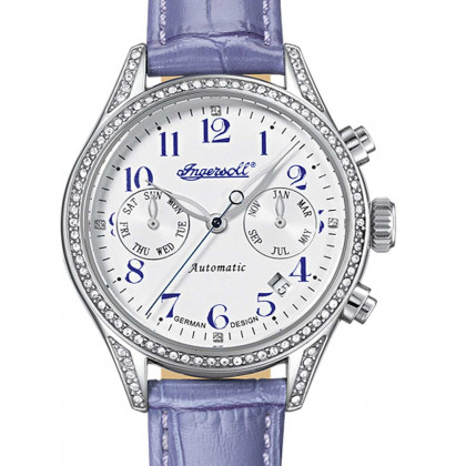 Ingersoll IN7401SWH Donna automatico 36mm 5ATM