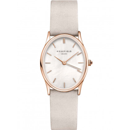 Rosefield OWGLR-OV07 The Oval donna 24mm 3ATM