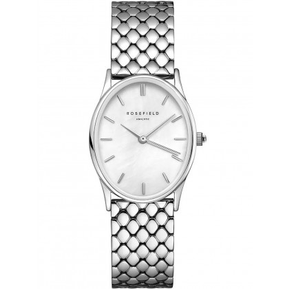 Rosefield OWGSS-OV03 The Oval donna 24mm 3ATM
