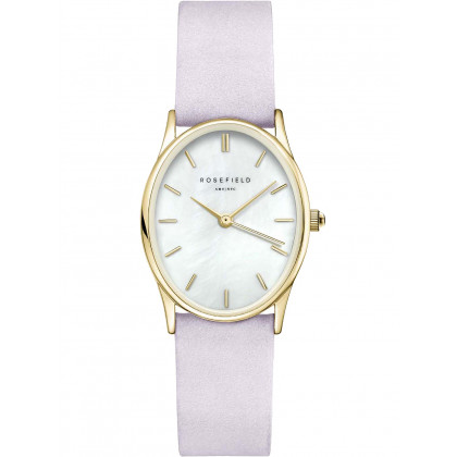 Rosefield OWLLG-OV04 The Oval donna 24mm 3ATM