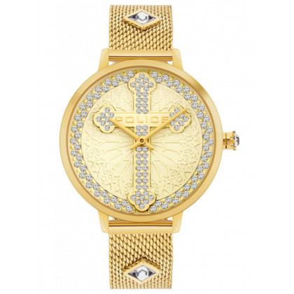 Police PL16031MGS.22MMA Socotra Donna 36mm 3ATM