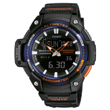 Casio SGW-450H-2BER Collection uomo 48mm 10ATM