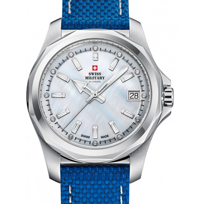 Swiss Military SM34069.02 Donna 36mm 10ATM