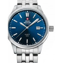 Swiss Military SMP36009.03 Uomo 41mm 5ATM