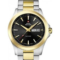 Swiss Military by crono SMP36040.27 sapphire uomo 42mm 5ATM