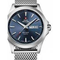 Swiss Military SMP36040.03 Uomo 42mm 5ATM