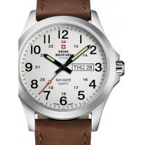 Swiss Military SMP36040.16 Uomo 42mm 5ATM