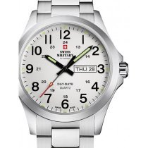 Swiss Military SMP36040.26 Uomo 42mm 5ATM