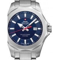 Swiss Military SMS34073.02 Solare Uomo 42mm 10ATM