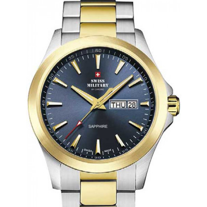 Swiss Military by crono SMP36040.28 sapphire uomo 42mm 5ATM