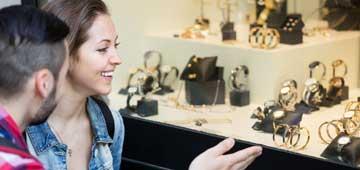 Negozio online per orologi & gioielli